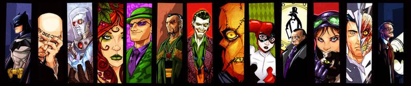 Gotham Icons