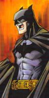 marker : Batman