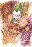 marker : Arkham Riot
