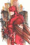 marker : Daredevil and Elektra