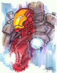 marker : Iron Man