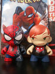 Munny Spidey and MJ