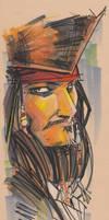 Marker : Jack Sparrow