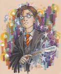 Marker : Harry Potter