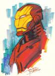 Marker : Iron Man rehash