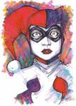 Marker : Harley Quinn