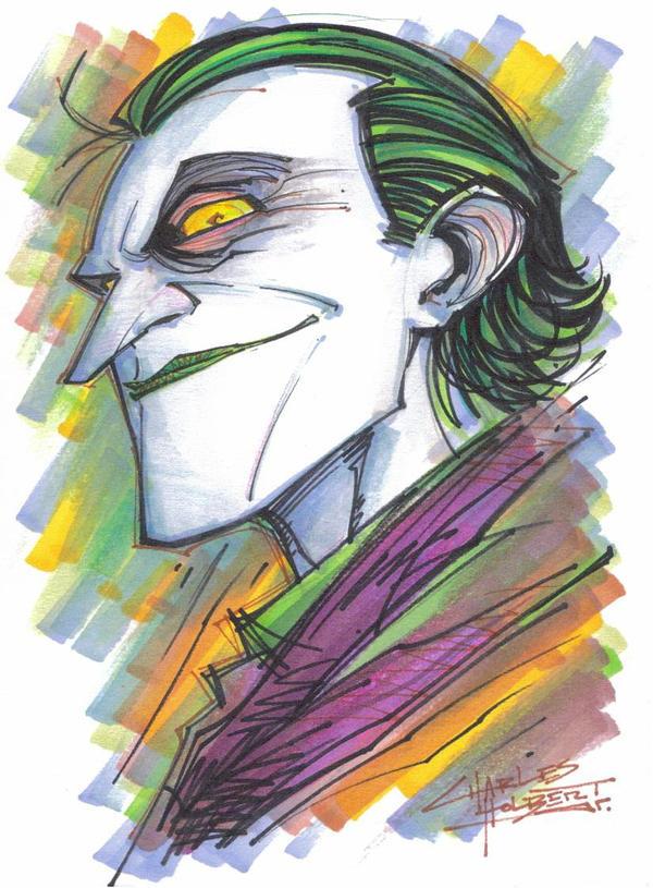 Marker : Joker by KidNotorious