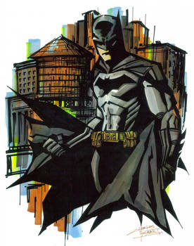 Marker : Gothams Guardian