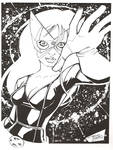 M.I.A Marvel Girl by KidNotorious
