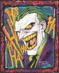 marker: Man who Laughs