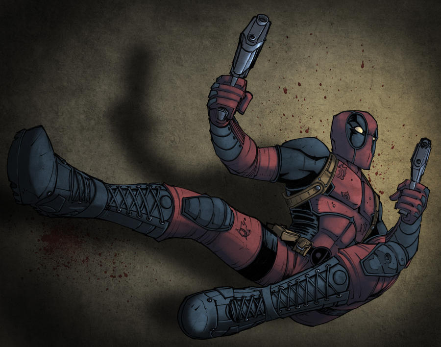 Part 14 / 8 - Page 2 Deadpool_by_KidNotorious