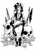 sketchy: Pirate Death