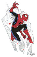 marker: Spider-man by KidNotorious