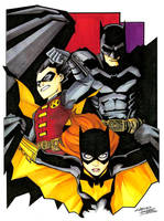 marker: Shadow of the Bat by KidNotorious