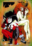 marker: Harley and Ivy