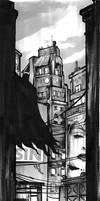 Gotham Slums by KidNotorious