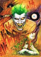 Arkham Riot by KidNotorious