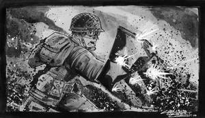 Battlefield Captain America