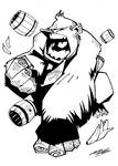KidSTUFF: Donkey Kong by KidNotorious
