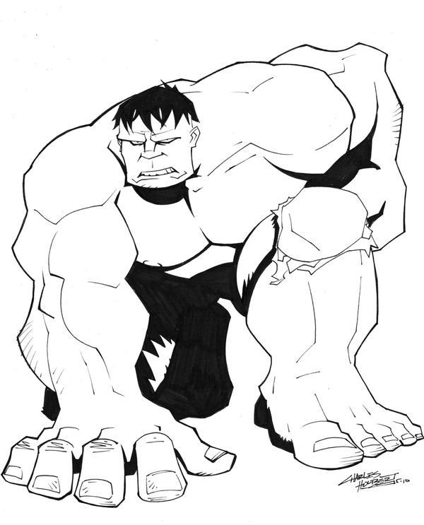 Hulk cs by KidNotorious