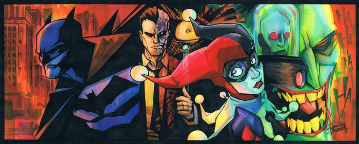 marker: Shadows of Gotham