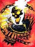 marker: Ghost Rider