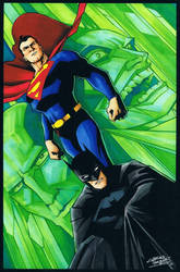 marker: Worlds Finest by KidNotorious