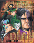 marker: Gotham Villainy