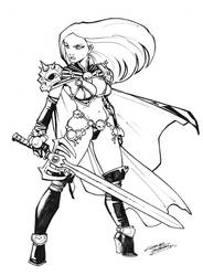Lady Death by KidNotorious