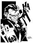 Comic Shop Joker