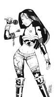 KidSTUFF: RockStarWonderWoman