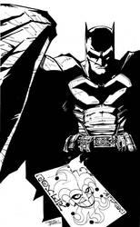 KidSTUFF: Batman by KidNotorious