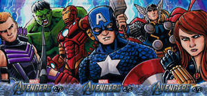 Avengers AP by KidNotorious