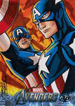 Avengers AP Captain America