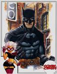 Comic Oasis Cardstock Batman