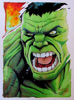 Hulk by KidNotorious