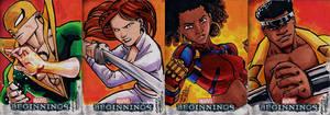Marvel Beginnings 2 Heroes for Hire