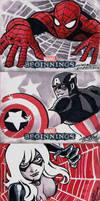Marvel Beginnings 2 Red