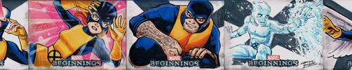 Marvel Beginnings 2 Uncanny X-Men by KidNotorious