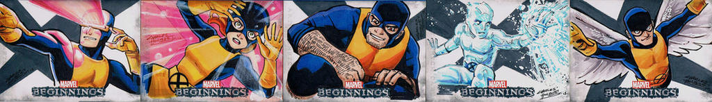 Marvel Beginnings 2 Uncanny X-Men