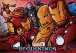 Marvel Beginnings 2 Iron Man