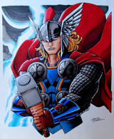 Thor by KidNotorious