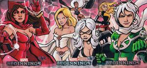 Marvel Beginnings 2 Women