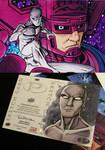 Marvel Premier Herald of Galactus