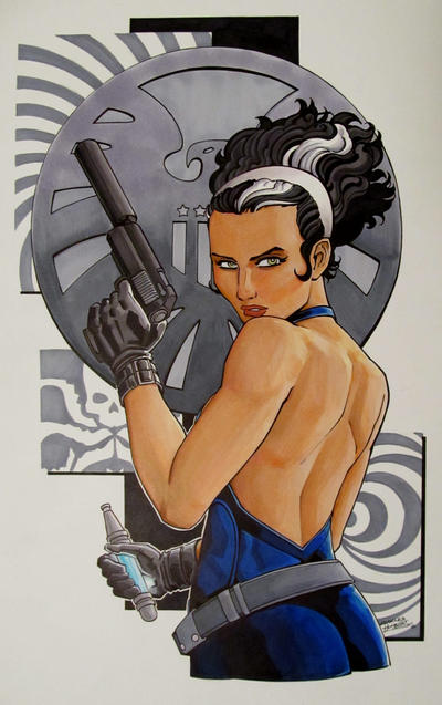 The Contessa by KidNotorious