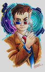 Marker Doctor Who