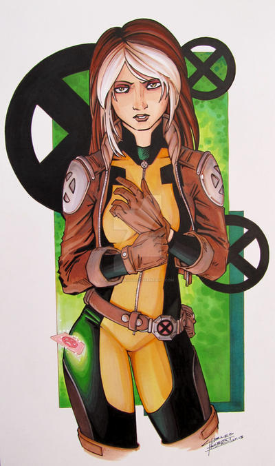 Rogue by KidNotorious