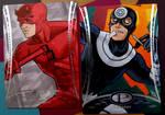 Marvel Premier Daredevil Bullseye