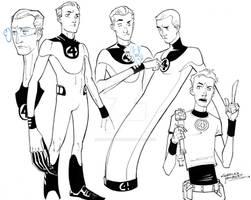 Fantastic Four Mr. Fantastic