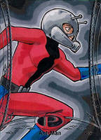 Marvel Premier Ant-Man by KidNotorious